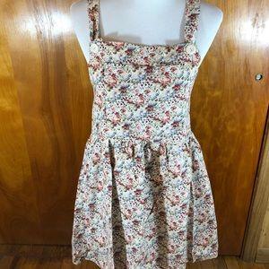 Elise Vintage Overall Dress